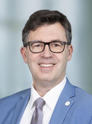Vice President firmy Clarios Christian Rosenkranz