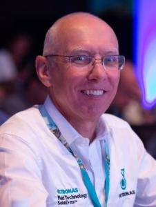 Erik Holthusen international chief technology officer  w PETRONAS Lubricants