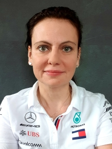 Magdalena Szczepańska Petronas