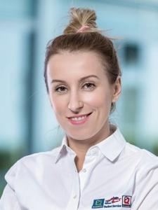 Marta Ciesielska, kierownik Działu Sieci Serwisowych, Inter Cars