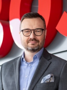 Rafał Rudziński, Prezes spółki Robert Bosch w Polsce
