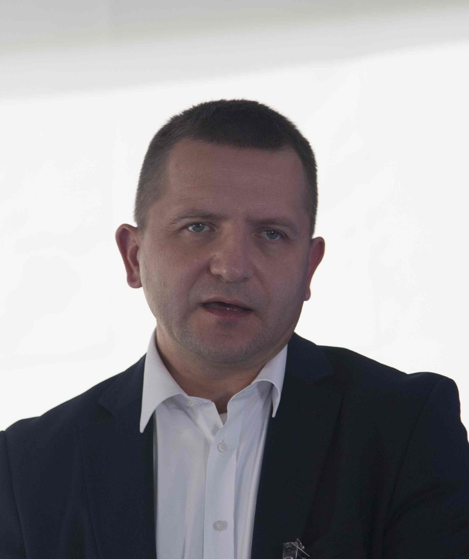 Rafał Zatorski, dyrektor Centrum Inżynieryjnego Elektroniki ZF w Polsce