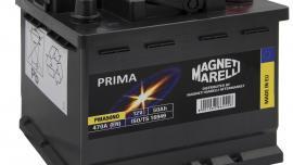 PRODUKT ROKU 2015: Akumulatory Magneti Marelli PRIMA (Magneti Marelli Aftermarket)