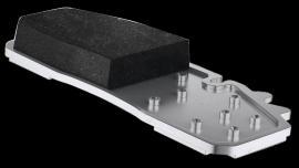 PRODUKT ROKU 2015: Rewolucyjny system klocków hamulcowych do pojazdów użytkowych (Przedstawicielstwo TMD Friction GmbH w Polsce: TMD-PL Mirosław Przymuszała)