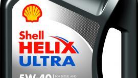 PRODUKT ROKU 2015: Shell Helix Ultra 5W-40 (Shell Polska)