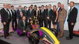 Standox wspiera zawody Formuła Student w Austrii