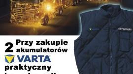 Promocja w Opoltrans na akumulatory Varta