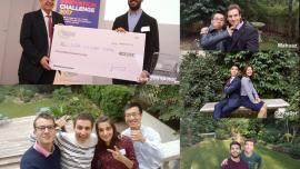 Francuscy i tureccy studenci triumfują w Valeo Innovation Challenge