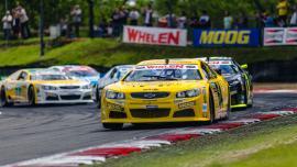 MOOG® powraca jako oficjalny dostawca części w wyścigach NASCAR Whelen Euro Series™