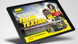 Zdobądź powołanie do Team Textar