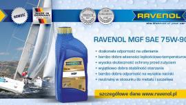 RAVENOL prezentuje nowość- RAVENOL MARINE Gear Fullsynth MGF SAE 75W-90