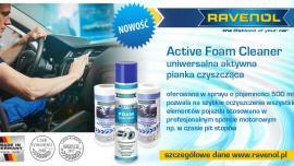 Nowe produkty firmy Ravenol do czyszczenia wnętrza