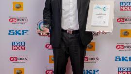 Hengst z nagrodą Partslife Environment Award