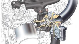 Diagnostyka turbosprężarki i systemu recyrkulacji spalin