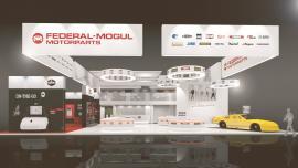 Federal-Mogul na targach Automechanika 2018