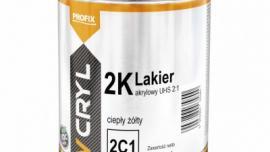 LV CRYL lakier akrylowy UHS