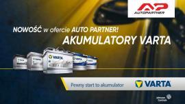 Auto Partner przedstawia nowe akumulatory Varta