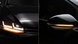 PRODUKT ROKU 2019: Światła OSRAM LEDriving i kierunkowskazy w lusterkach OSRAM DMI do VW Golfa