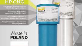 PRODUKT ROKU 2019: HP.CNG – koalescencyjny filtr wysokiego ciśnienia  gazu CNG