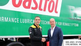 Grupa Renault oraz firma BP rozszerzają swoje strategiczne partnerstwo