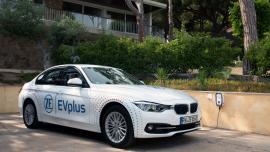 ZF EVplus dostarcza więcej prądu do hybryd typu plug-in. Zasięg nawet do 100 kilometrów
