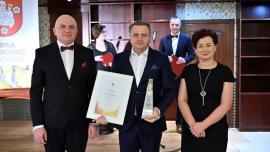 Firma ALEX uhonorowana Pierścieniem Podskarbiego Włoszka 2019