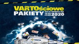 Promocyjna sprzedaż akumulatorów VARTA