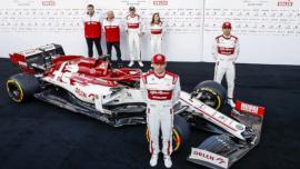 W Barcelonie odsłonięto bolid C39 Alfa Romeo Racing ORLEN