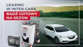 Leasing urządzeń warsztatowych w ofercie Inter Cars