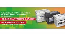 Apteczka akumulatorowa na lato 2020 – promocja Inter Cars