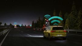 Działanie i wyniki testów technologii Car2X Volkswagena