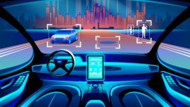 Platforma informatyczna ARIS zamieni przednią szybę samochodu w ekran