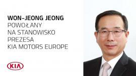 Won-Jeong Jeong mianowany na stanowisko Prezesa Kia Motors Europe