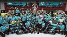 PETRONAS w Formule 1: matematyka zwycięzców