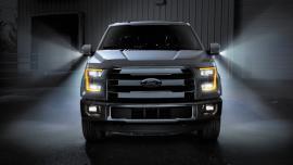 Pierwszy pickup z systemem oświetlenia LED