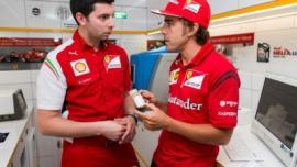 Shell Helix Ultra na zamówienie F1