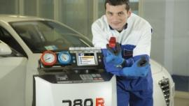 Produkt Roku 2014: Stacja klimatyzacji zintegrowana z testerem diagnostycznym (Texa Poland)