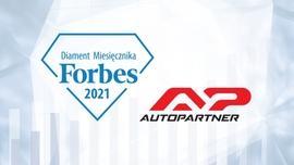 Auto Partner S.A. po raz trzeci wyróżniony w konkursie Diamenty Forbesa