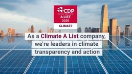 Brembo zdobywa najwyższe oceny za działania korporacyjne na rzecz zapobiegania zmianom klimatycznym i ochrony zasobów wodnych