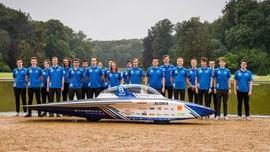 Prędkość i technologia… Cromax i Agoria Solar Team tworzą najbardziej aerodynamiczny pojazd w historii zespołu