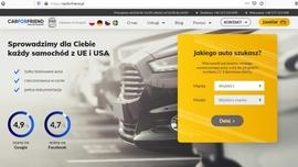 Internetowa sprzedaż samochodów używanych rozkwitła w CarForFriend
