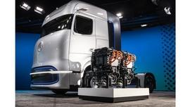Daimler i Volvo pracują nad ciężarówką napędzaną wodorem