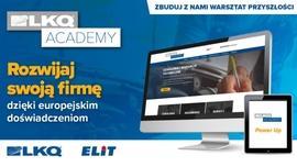 ELIT Polska uruchamia LKQ ACADEMY – ekspercką platformę szkoleniową dla warsztatów samochodowych