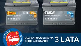 Czym jest pakiet Exide Assistance i dlaczego warto go mieć?