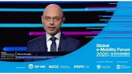 Podsumowanie Global e-Mobility Forum 2020