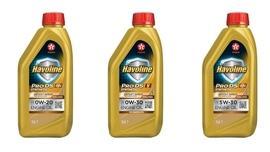 Texaco wprowadza na rynek trzy nowe oleje silnikowe