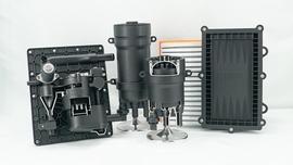 Rozwiązania filtracyjne dla ogniw paliwowych: filtry katodowe, wymienniki jonowe i separatory wody