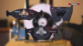 Instrukcja montażu: kierunkowe klocki hamulcowe