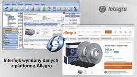 Interfejs wymiany danych pomiędzy programem Integra 7 a platformą Allegro jest już dostępny