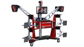 Produkt nominowany: Najnowsze urządzenie do pomiaru i geometrii zawieszenia John Bean V3300